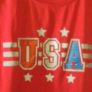 unknown Shirts & Tops - U.S.A. graphic Dri-fit Tank Youth 14-16